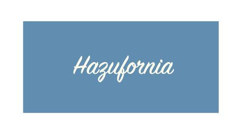 ハズフォルニア