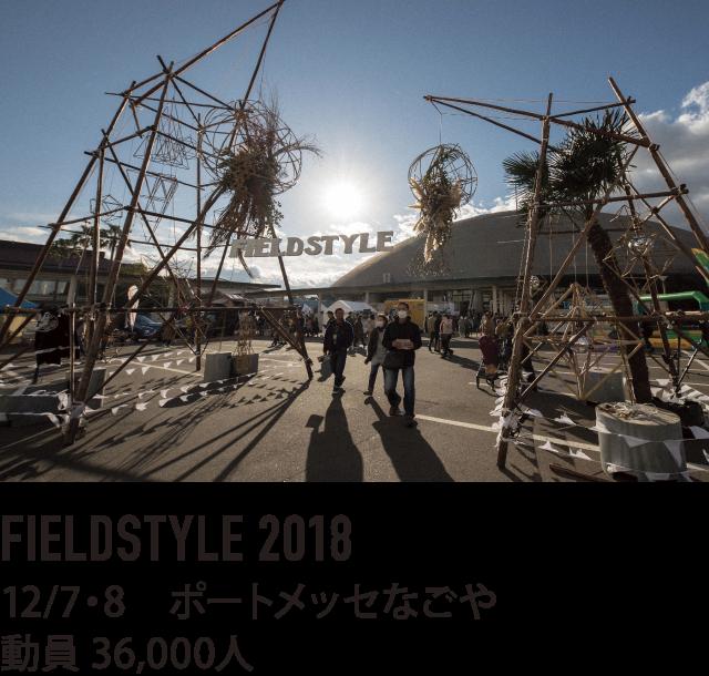 FIELDSTYLE 2018